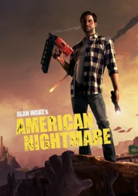 Обложка Alan Wake's American Nightmare