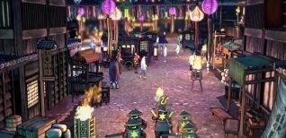 Shadow Tactics: Blades of the Shogun. Анонсирующий трейлер