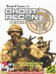 Обложка Tom Clancy's Ghost Recon: Desert Siege