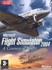 Обложка Microsoft Flight Simulator 2004: A Century of Flight