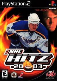 Обложка NHL Hitz 2003
