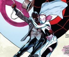 Человек-паук Майлз Моралес попал во вселенную DC?