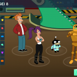 Скриншот Futurama: Worlds of Tomorrow – Изображение 2