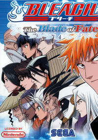Обложка Bleach: The Blade of Fate
