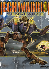 Обложка MechWarrior 4: Vengeance