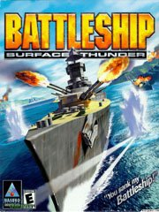 Обложка Battleship: Surface Thunder