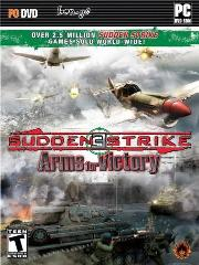 Обложка Sudden Strike 3: Arms for Victory