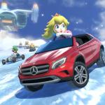 Скриншот Mario Kart 8: Mercedes-Benz – Изображение 5