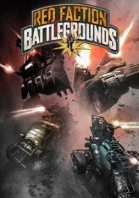 Обложка Red Faction: Battlegrounds