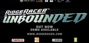 Ridge Racer Unbounded. Видео #11