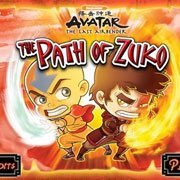 Обложка Avatar: Path of Zuko