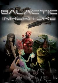 Обложка Galactic Inheritors