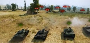 World of Tanks. Подробности обновления 9.10