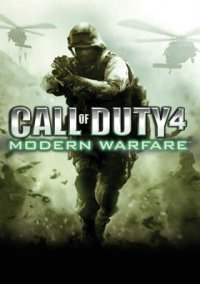 Обложка Call of Duty 4: Modern Warfare