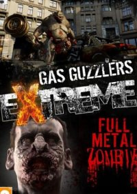 Обложка Gas Guzzlers Extreme: Full Metal Zombie