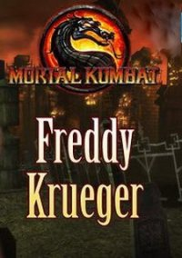 Обложка Mortal Kombat: Warrior Freddy Krueger