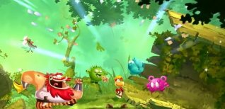 Rayman Adventures. Дебютный трейлер