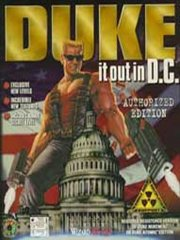 Обложка Duke It Out in D.C.