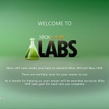 Скриншот Xbox LIVE Labs
