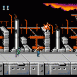 Скриншот Super Contra: The Alien Strikes Back – Изображение 2