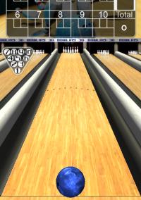 Обложка 3D Bowling