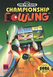 Обложка Championship Bowling