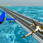 Скриншот Plane Flight Simulator 3D, A – Изображение 3
