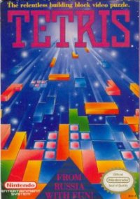 Обложка «Тетрис»