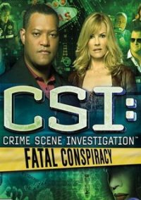 Обложка CSI: Fatal Conspiracy