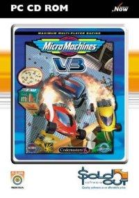 Обложка Micro Machines V3