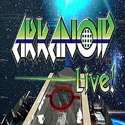 Обложка ARKANOID Live!