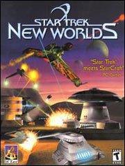 Обложка Star Trek: New Worlds