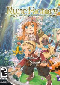 Обложка Rune Factory 3: A Fantasy Harvest Moon