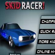 Обложка Skid Racer!