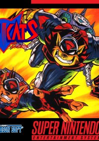 Обложка SWAT Kats - The Radical Squadron