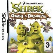 Shrek: Ogres & Dronkeys – фото обложки игры