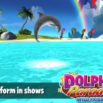 Скриншот Dolphin Paradise: Wild Friends – Изображение 3