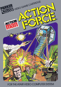 Action Force – фото обложки игры