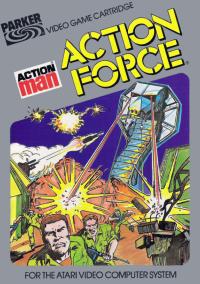 Обложка Action Force