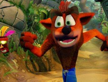 Crash BandicootN. Sane Trilogy будет лишь временным эксклюзивом PS4
