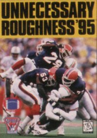 Обложка Unnecessary Roughness '95