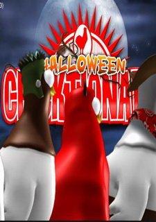Halloween Chicktionary