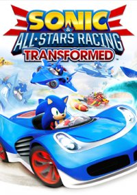 Обложка Sonic & All-Stars Racing Transformed