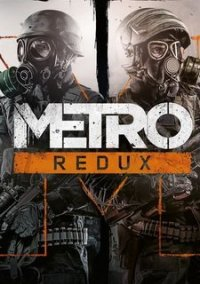 Обложка Metro Redux