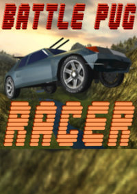 Обложка Battle Pug Racer