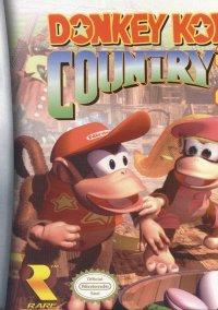 Обложка Donkey Kong Country 2