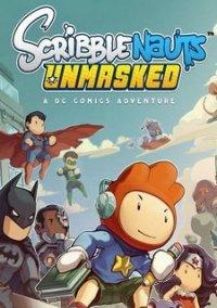 Обложка Scribblenauts Unmasked: A DC Comics Adventure