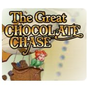 Обложка The Great Chocolate Chase