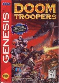 Обложка Doom Troopers: Mutant Chronicles