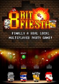 Обложка 8Bit Fiesta